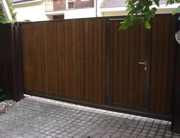 Безопасные автоматические ворота